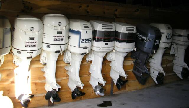 Used motor inventory for Best outboard motor warranty